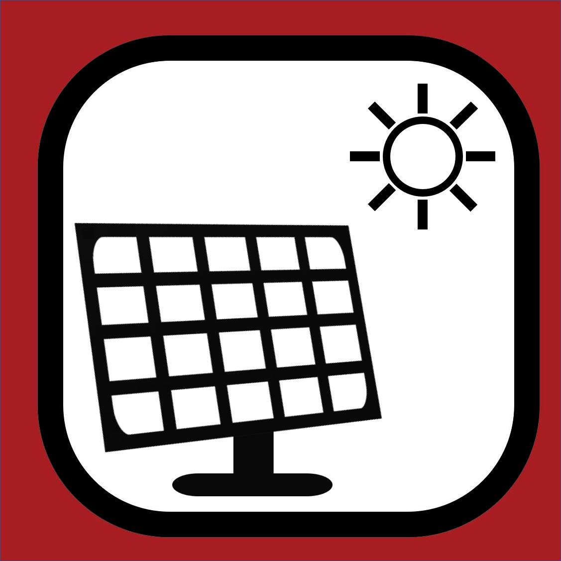 Production d'énergie solaire